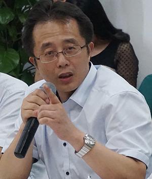 南京师范大学教育科学学院副院长 沈书生