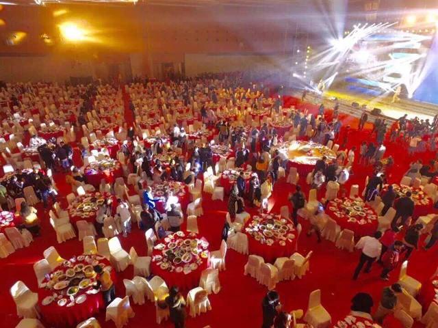 焦点20周年庆典晚宴